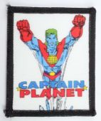 Captain Planet - Printed Patch